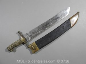 P50167 300x225 Spanish 1843 Pioneers / Artillery Officers version short Sword. 116