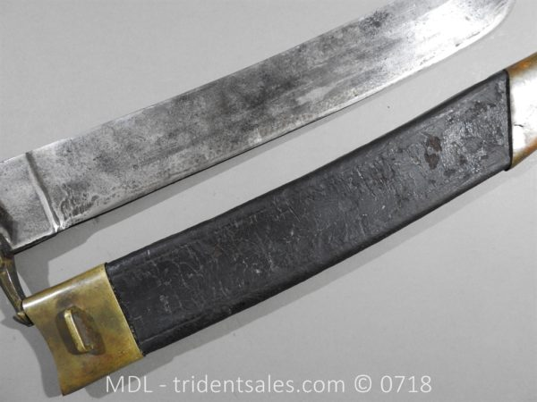 P50169 600x450 Spanish 1843 Pioneers / Artillery Officers version short Sword. 116