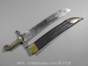 P50171 300x225 Spanish 1843 Pioneers / Artillery Officers version short Sword. 116