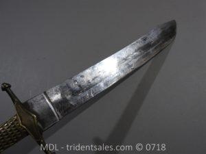 P50176 300x225 Spanish 1843 Pioneers / Artillery Officers version short Sword. 116