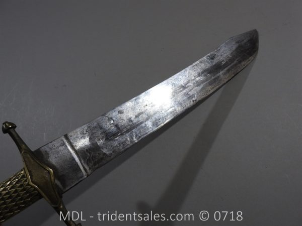 P50176 600x450 Spanish 1843 Pioneers / Artillery Officers version short Sword. 116