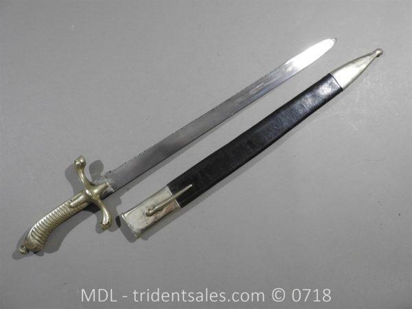 P50206 600x450 Prussian Garde Pioneer Faschinenmesser M1841 103