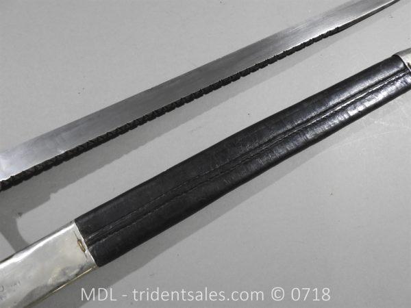 P50212 600x450 Prussian Garde Pioneer Faschinenmesser M1841 103