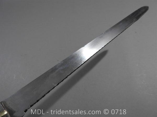 P50219 600x450 Prussian Garde Pioneer Faschinenmesser M1841 103