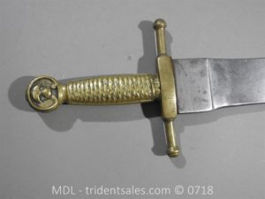 P50243 300x225 Spanish 1843 Pattern Pioneers/Artillary Short Sword 94