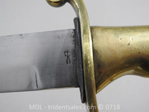 P50652 600x450 British Royal Artillery Other Ranks c1850 Dundas Sword 67