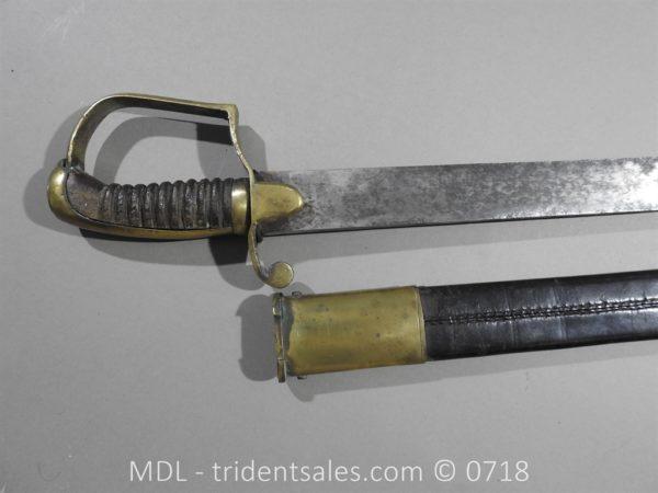 P50745 600x450 British Artillery Drivers Sidearm circa 1820 34