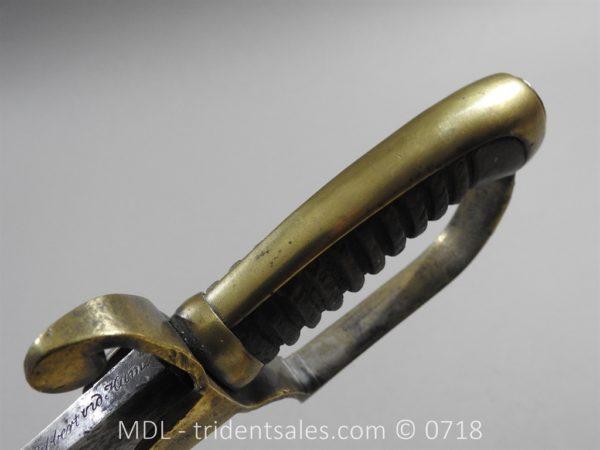 P50756 600x450 British Artillery Drivers Sidearm circa 1820 34