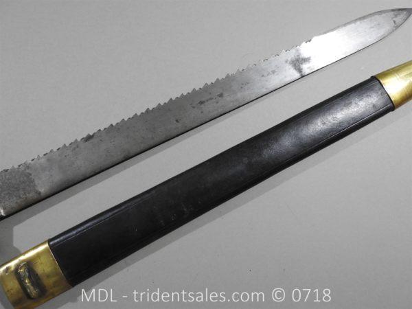 P50761 600x450 Swiss 1842 Infantry Pioneers Sidearm 46