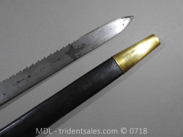 P50762 600x450 Swiss 1842 Infantry Pioneers Sidearm 46