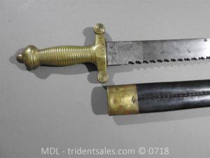 P50764 300x225 Swiss 1842 Infantry Pioneers Sidearm 46