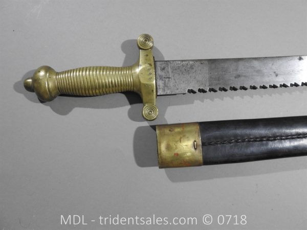 P50764 600x450 Swiss 1842 Infantry Pioneers Sidearm 46