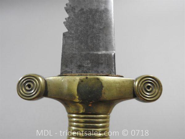 P50770 600x450 Swiss 1842 Infantry Pioneers Sidearm 46