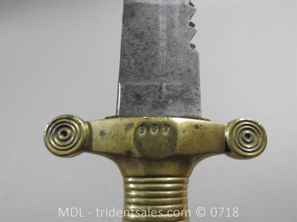P50771 600x450 Swiss 1842 Infantry Pioneers Sidearm 46