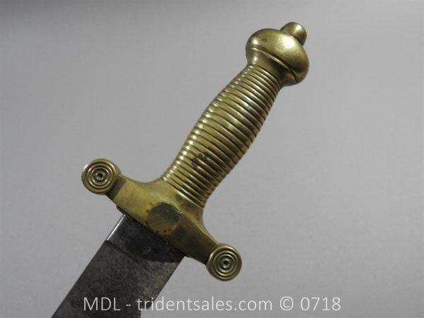 P50774 600x450 Swiss 1842 Infantry Pioneers Sidearm 46