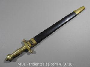 P50779 300x225 Swiss 1842 Infantry Pioneers Sidearm 46