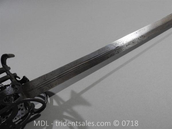 P51259 600x450 Scottish Basket Hilt Broad Sword