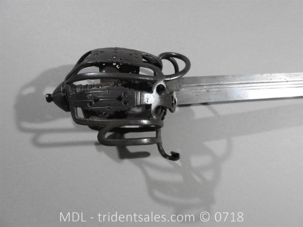 P51262 600x450 Scottish Basket Hilt Broad Sword