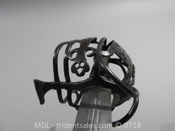 P51265 600x450 Scottish Basket Hilt Broad Sword