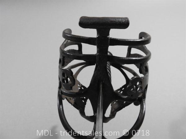 P51268 600x450 Scottish Basket Hilt Broad Sword