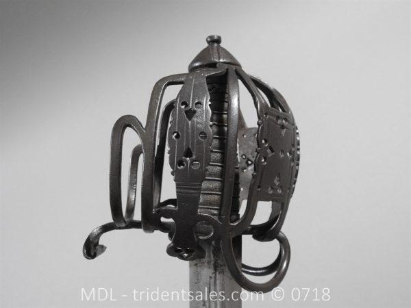P51270 600x450 Scottish Basket Hilt Broad Sword