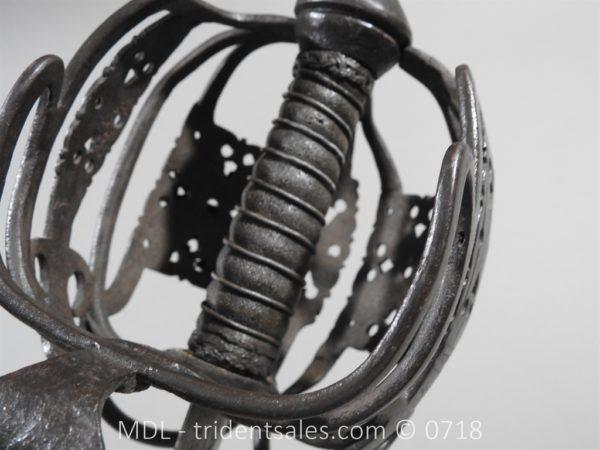 P51271 600x450 Scottish Basket Hilt Broad Sword