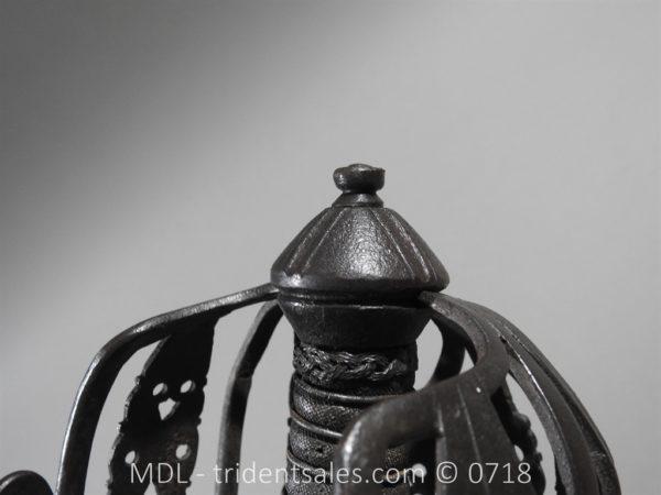 P51273 600x450 Scottish Basket Hilt Broad Sword