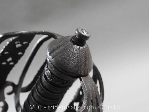 P51274 600x450 Scottish Basket Hilt Broad Sword