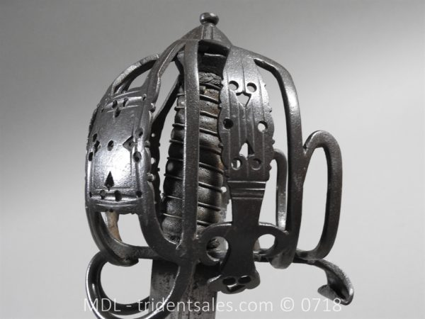 P51276 600x450 Scottish Basket Hilt Broad Sword