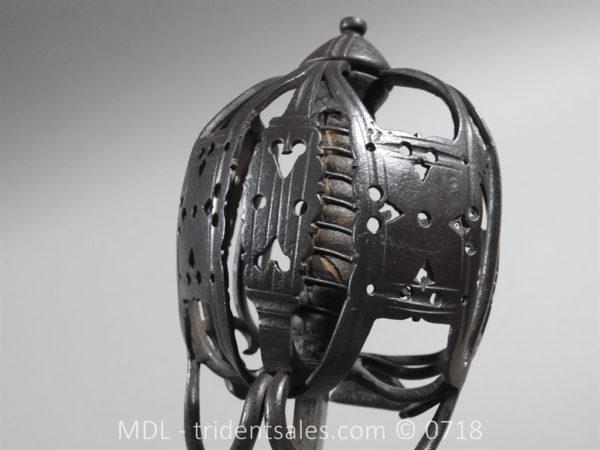 P51277 600x450 Scottish Basket Hilt Broad Sword