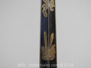 P51457 300x225 French Superior Officer's Blue and Gilt Epee