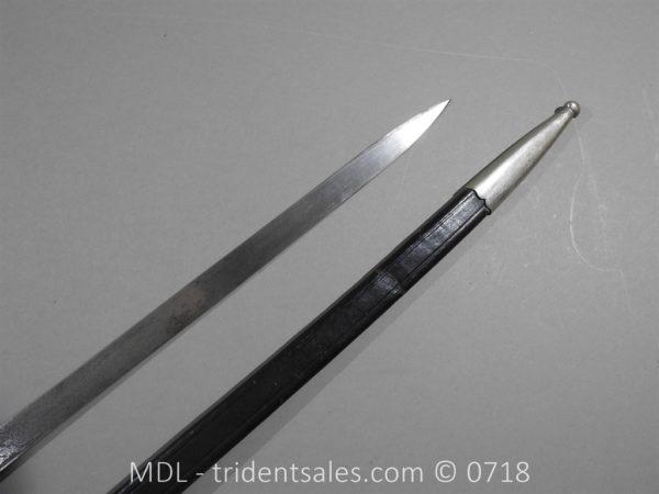 P51650 600x450 German Seitengewhr M1898 Engraved Bayonet