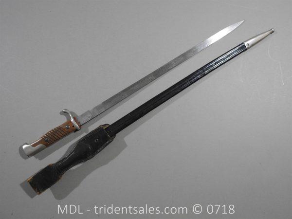 P51651 600x450 German Seitengewhr M1898 Engraved Bayonet