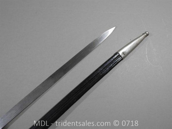 P51654 600x450 German Seitengewhr M1898 Engraved Bayonet