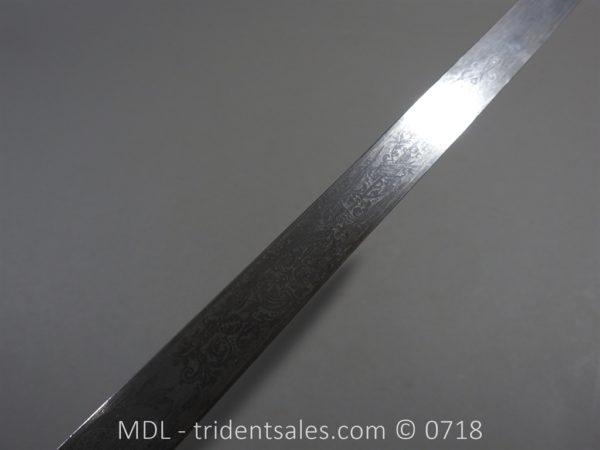 P51659 600x450 German Seitengewhr M1898 Engraved Bayonet