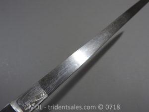 P51660 300x225 German Seitengewhr M1898 Engraved Bayonet