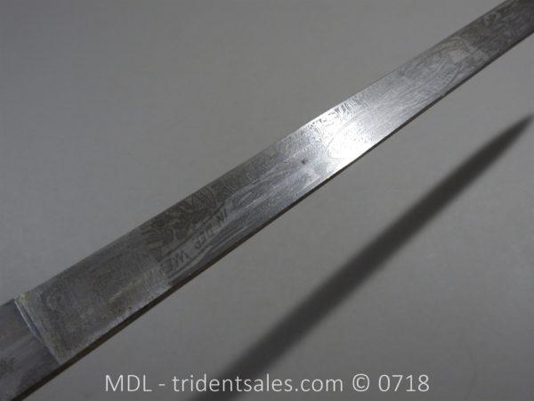 P51663 600x450 German Seitengewhr M1898 Engraved Bayonet