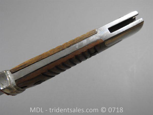 P51665 600x450 German Seitengewhr M1898 Engraved Bayonet