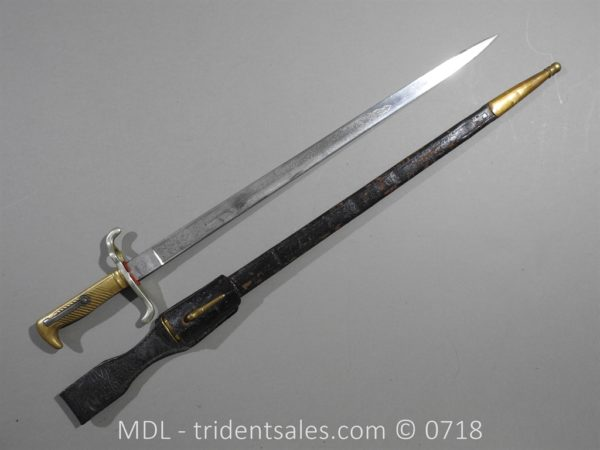 P51670 600x450 German Engraved Parade Bayonet M1871
