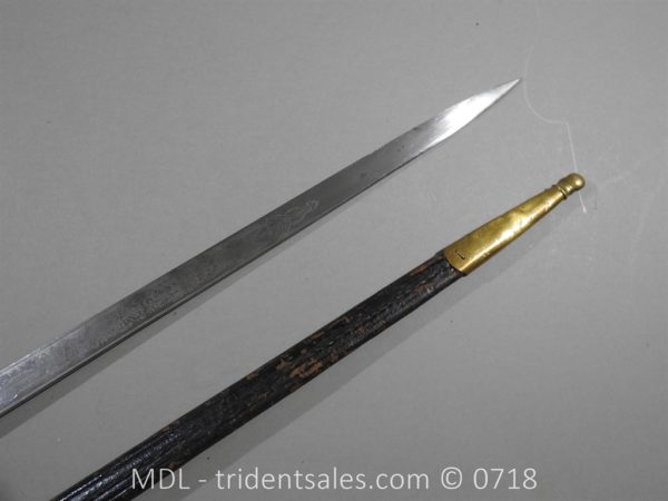 P51677 600x450 German Engraved Parade Bayonet M1871