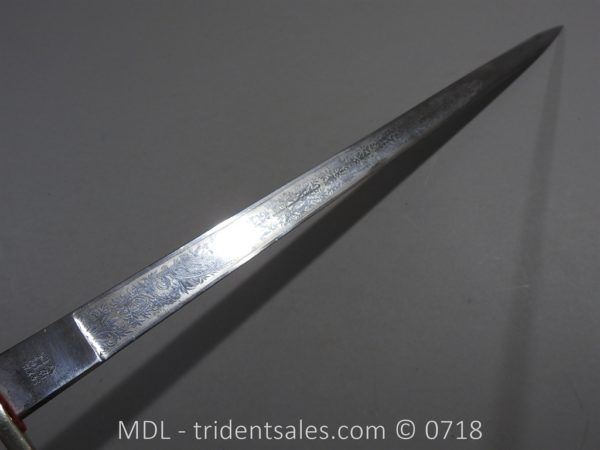 P51680 600x450 German Engraved Parade Bayonet M1871