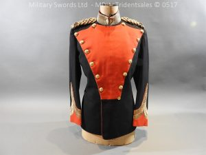 24 300x225 Victorian Officer's 9th Lancers Tunic Colonel Mackenzie