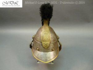 42 300x225 Bavarian Kurassier model 1845 Helmet 027