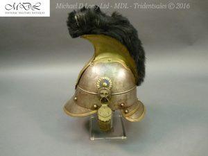 44 300x225 Bavarian Kurassier model 1845 Helmet 027