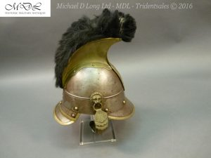 50 300x225 Bavarian Kurassier model 1845 Helmet 027