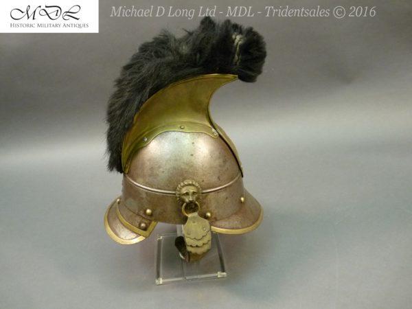 50 600x450 Bavarian Kurassier model 1845 Helmet 027