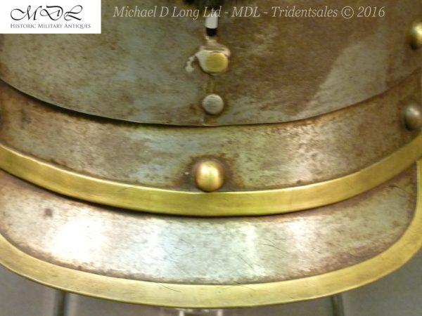 51 600x450 Bavarian Kurassier model 1845 Helmet 027