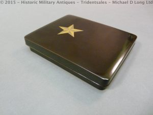 54 300x225 Japanese Military Presentation Lacquer Box