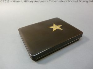 58 300x225 Japanese Military Presentation Lacquer Box