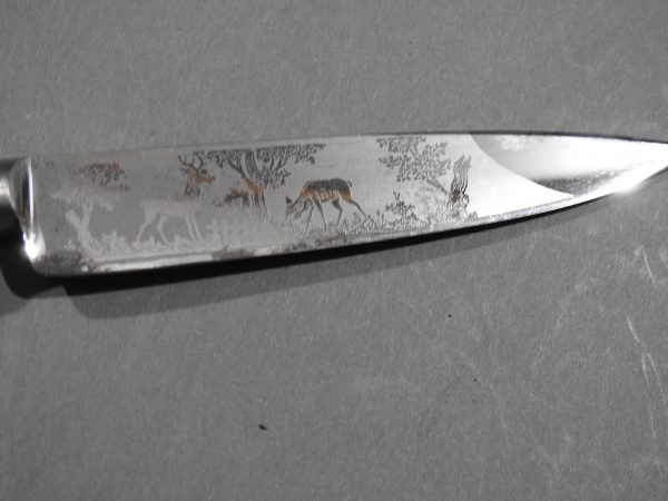 DSCN1696 600x450 Imperial German Etched Hunting Hanger